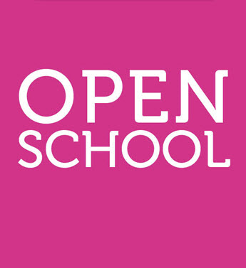 Open school logo